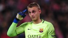 Jasper Cillessen rules out swapping Barcelona for Crystal Palace