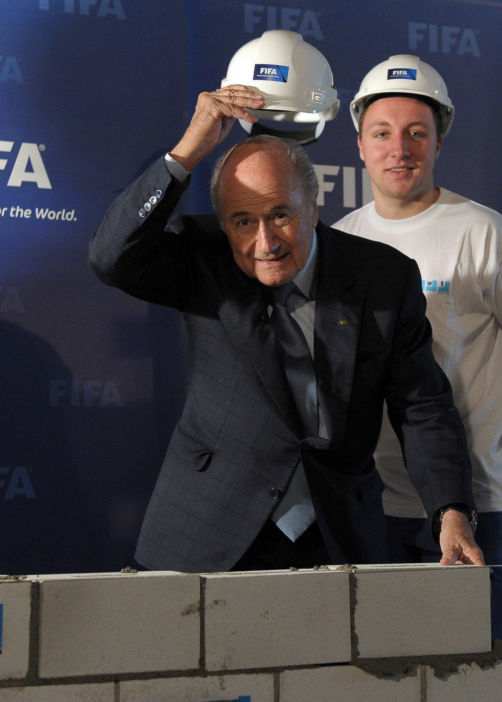 Warner claims $6M FIFA gift was to back Blatter