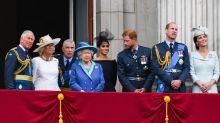 Diese Royals kamen nicht zum Weihnachtsessen der Queen