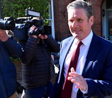 Sir Keir Starmer faces calls to reshuffle Labour front bench after  'disastrous' election results