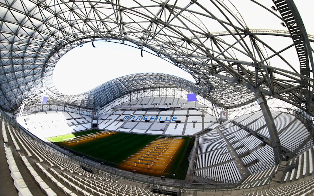 The Stade Velodrome has traditionally been used for association football - Getty Images