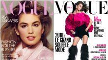 Kaia Gerber protagoniza su primera portada de Vogue