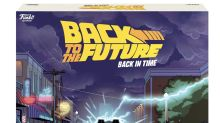 Back to the Future's new board game will let you battle Biff just like Marty McFly