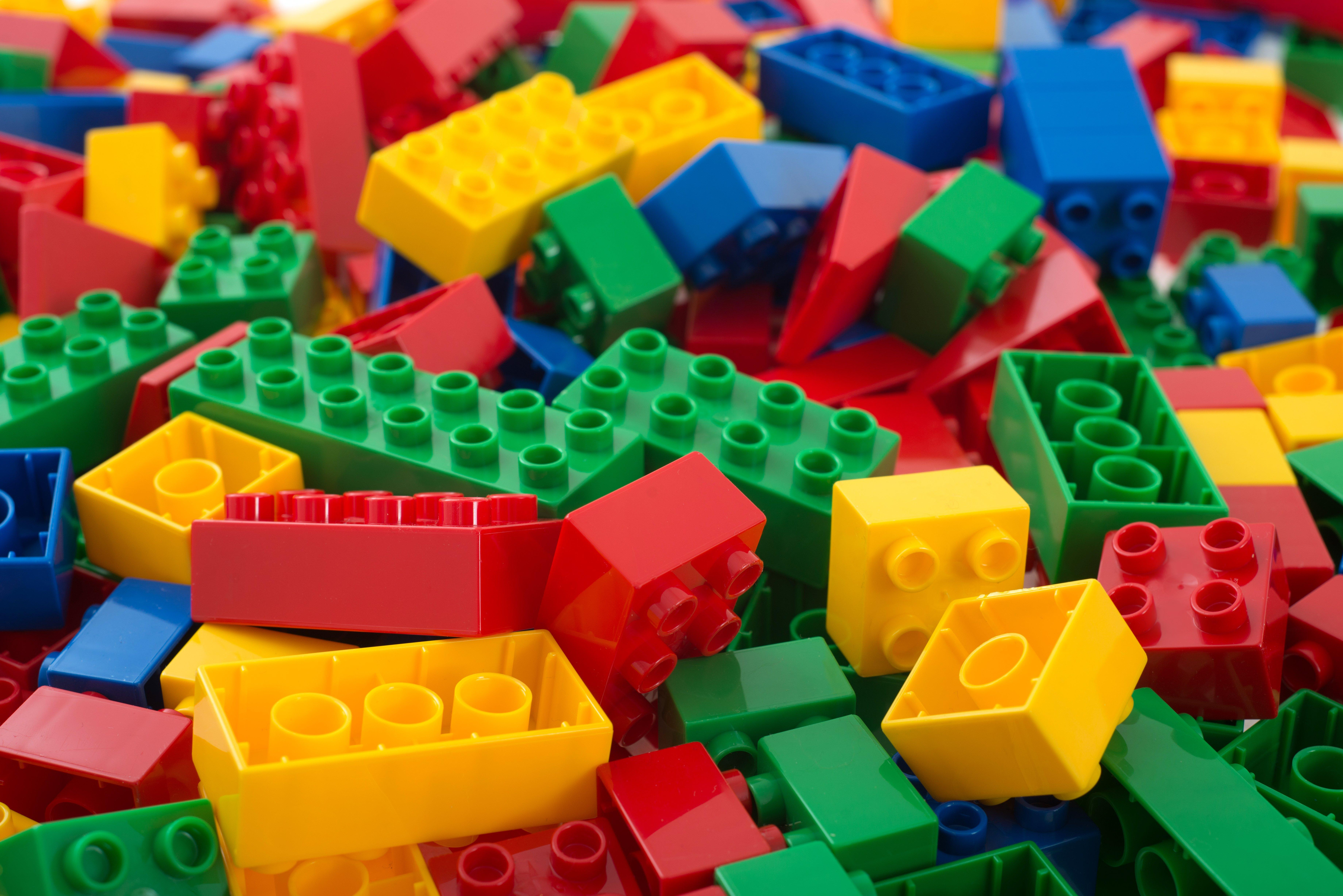 Dream Job Alert: LEGO Is Hiring Someone To Play With LEGOs All Day