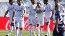 Foot - ESP - Liga: Le Real domine Huesca grâce à Hazard et Benzema