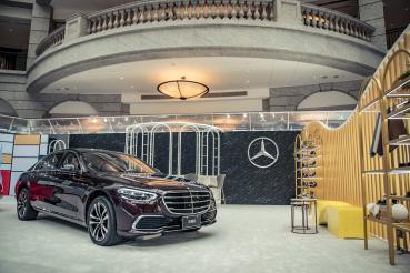 豪華轎車霸主 Mercedes-Benz The New S-Class 重磅登場!