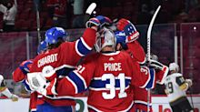 NHL Betting Lines: Will the Montreal Canadiens wrap up an improbable upset over the Vegas Golden Knights?