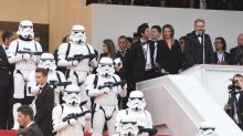 'Han Solo'-Filmpremiere: Chewbacca & Co. rocken Cannes