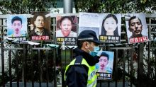 Virus delivers blow to Hong Kong protests but rage remains