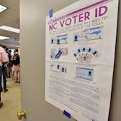 There's no denying North Carolina's voter ID law intentionally targeted African Americans