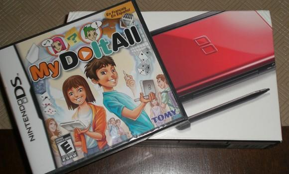 Joyswag: DS Lite and My DoItAll [update]