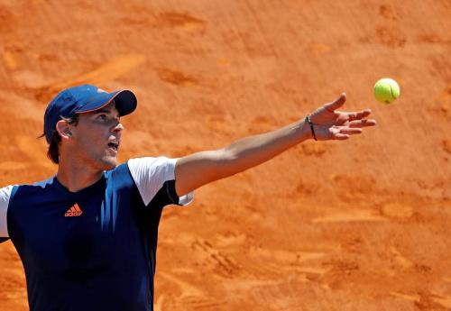 Thiem fait tomber Murray et affrontera Nadal en finale