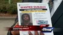 Suspect arrested in Port St. Lucie shooting