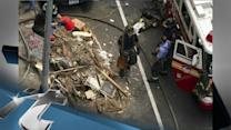 New York Breaking News: Police: 7 Injured in Gas Explosion in New York's Chinatown