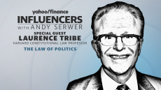 Influencers with Andy Serwer: Larry Tribe