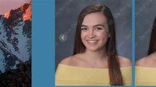 This yearbook picture was apparently too 'inappropriate' to print