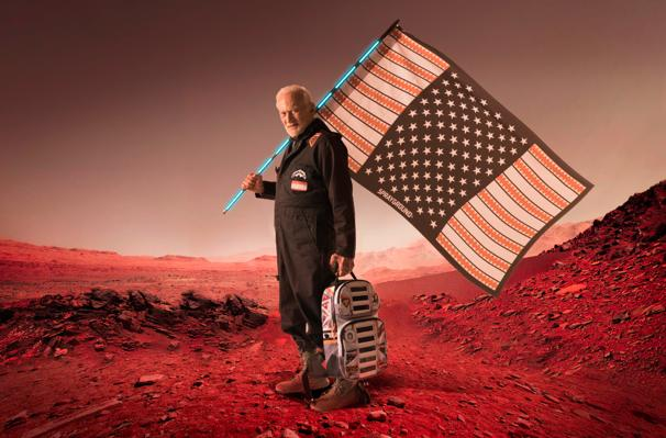 Buzz Aldrin wants you to buy this $150 solar backpack