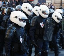 Paris prosecutors probe 'suicide' taunts targeting police at protest