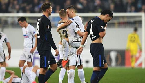 International: UEFA-Fünfjahreswertung: Deutschland verliert weiter an Boden