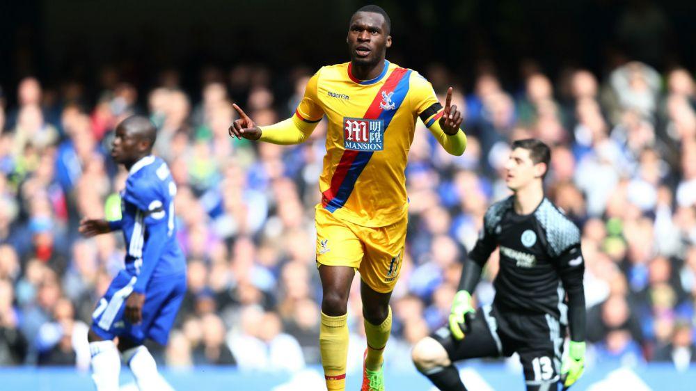 Crystal Palace noqueó a Chelsea en dos minutos