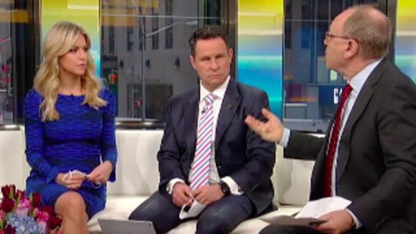 'Fox And Friends' Host Goes Anti-Vaxxer Amid Deadly Flu Epidemic