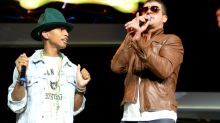 Plagiat de Marvin Gaye: Pharrell Williams et Robin Thicke condamnés à payer 5 millions de dollars