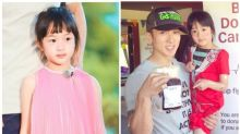 Wu Chun proud of daughter's achievement in school