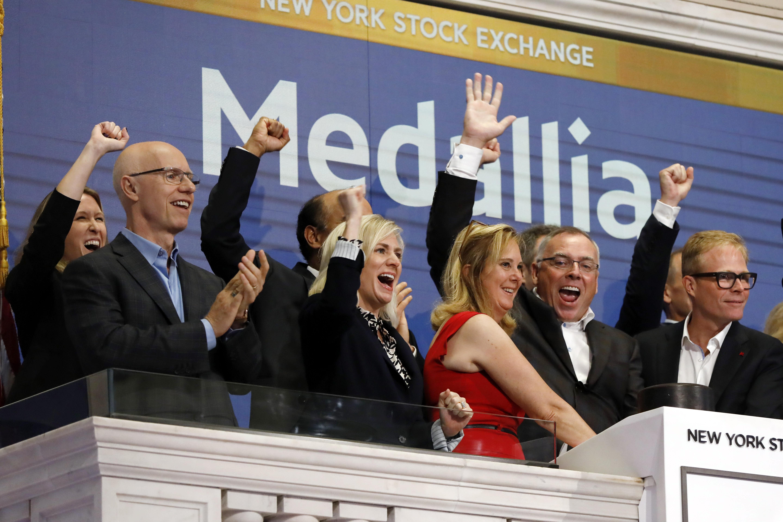 Medallia shares soar as enterprise software IPO streak continues