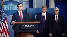Jared Kushner doesn't appear to know how the federal stockpile works