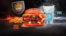 Burger King lança combo inspirado em 'Game of Thrones'