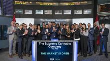 The Supreme Cannabis Company, Inc. Opens the Market