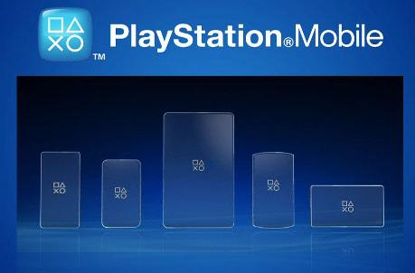 PlayStation Mobile detailed: different screens, same games