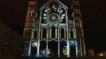 """A Reims, le spectacle de son et lumière """"Regalia"""" enveloppera de sa magie la basilique Saint-Remi"""