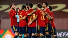 España vence a Suiza y lidera el grupo en la Liga de las Naciones, Alemania gana por primera vez