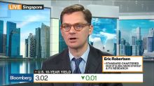 StanChart's Robertsen Sees Short-Term Dollar Strength