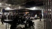 Power outage leads to partial shutdown of Atlanta airport
