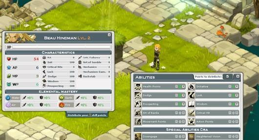 Massively's first impressions of Wakfu