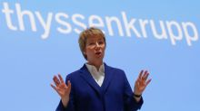 Thyssenkrupp steel unit must manage without funds from group: CEO