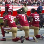 Taking a knee: Why are NFL players protesting against and when did they start kneeling?