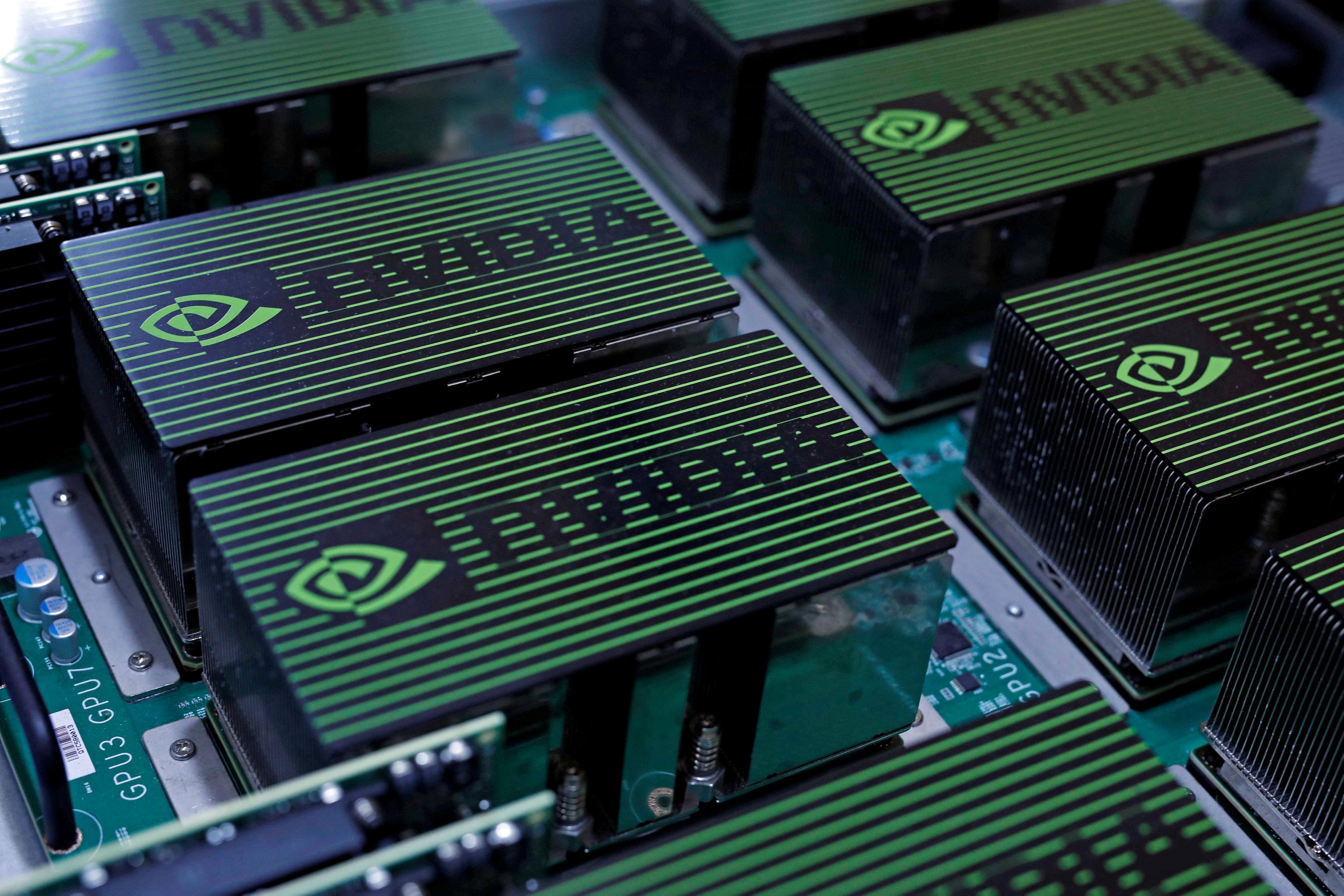 Morning Brief: Nvidia disappoints, shares plummet