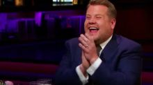 This James Corden Supercut May Be The Happiest Thing To Come Out Of 2017