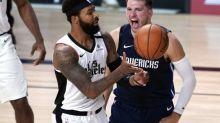 Basket - NBA - NBA: Marcus Morris (Clippers) et Luka Doncic (Dallas) sanctionnés