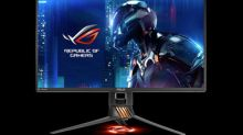 ASUS ROG Swift PG258Q gaming monitor review: A specialty product for a niche audience