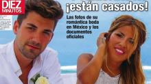 El bombazo de Chabelita: se casó antes de romper con Alejandro Albalá