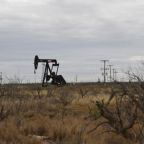 Oil prices climb after Saudi oilfield attack, but recession worries drag