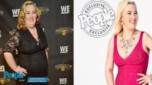 Lady in Red! Mama June Flaunts 300 Lb. Weight Loss in Body-Hugging Dress