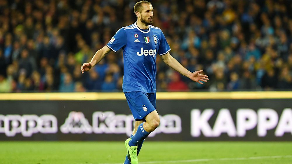 Juventus Turin: Chiellini erhält sein Master-Diplom
