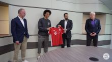 Sane completes move to Bayern from Manchester City