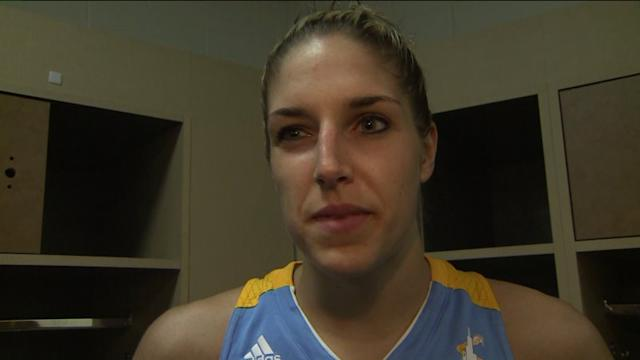 Elena Delle Donne Having Outstanding Rookie Season