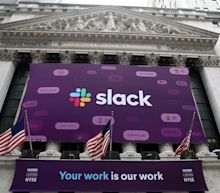 Slack earnings beat estimates, but Wall Street is not impressed